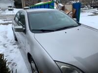 2007 Ford Fusion Passenger Car - 23