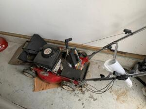 Toro 450 Push Mower