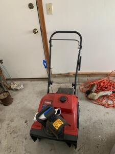 "Toro 418ZE Power Clear 18"" Snow Blower- Electric Start"