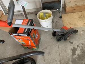Black and Decker 2-1 Edger and Trencher