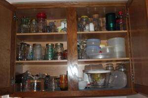 Contents of Cupboards