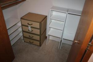 Closet Storage Units
