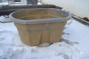 High Country 150 gal water tank