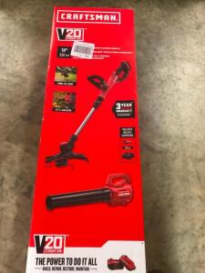 Weed Wacker and Blower Combo Kit