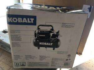 Kobalt 3-Gallon Portable 150-PSI Electric Hot Dog Air Compressor