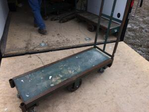 Rolling Cart (Metal Base)