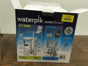 Waterpik Ultra Plus Water Flosser, Nano Flosser, Deluxe Traveler Case, Tip Storage Case and 12 Accessory Tips Combo Pack