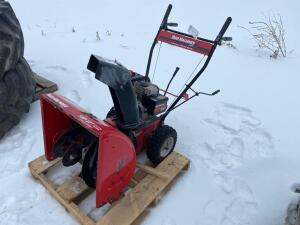 Yard Machines 5 HP Snow Blower