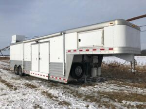 2012 Elite Trailer, VIN # 5MKWG2621C0012984
