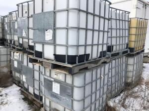 (18) Transport Totes - 250 gallon each