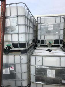 (15) Transport Totes - 250 gallon each