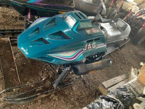 Artic Cat Jag 440 Snowmobile - Parts Machine