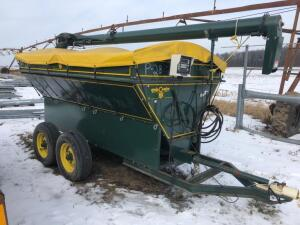 Grain-O-Vator with Scales - very good condition