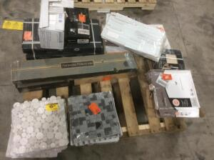 Pallet of Assorted Tile/Flooring