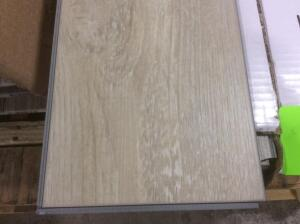 Approx 145 Sq Ft Vinyl Plank Flooring Whispering Summit
