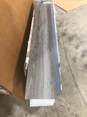 Approx 110 Sq Ft GripStrip Flooring Alberta Spruce