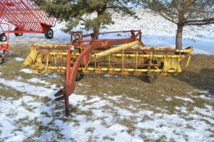 New Holland 258 5 bar hay rake