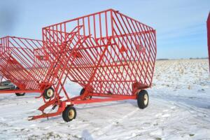 E-Z Trail bale basket