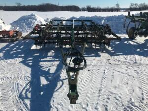 "12' 6"" Glencoe Soil Finisher with rear hitch"