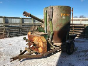 Papec 86 Feed Grinder