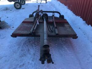 6' Bush Hog 256R-2 Trailer Rotary Cutter