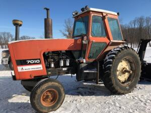 Allis-Chalmers 7010 Tractor, 7,930 hours