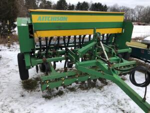 2005 Aitchison 3016 Seed Matic Drill, S/N - A10280