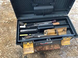 Toolbox and contents of tools