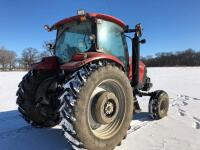 Case IH Maxxum 125 Tractor, 2X4, 1,200 hours, 16 speed, shuttle shift, S/N - Z9BE06797 - 8