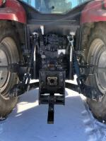 Case IH Maxxum 125 Tractor, 2X4, 1,200 hours, 16 speed, shuttle shift, S/N - Z9BE06797 - 9