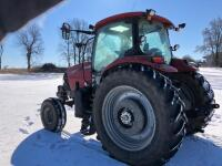 Case IH Maxxum 125 Tractor, 2X4, 1,200 hours, 16 speed, shuttle shift, S/N - Z9BE06797 - 12