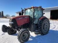 Case IH Maxxum 125 Tractor, 2X4, 1,200 hours, 16 speed, shuttle shift, S/N - Z9BE06797 - 13