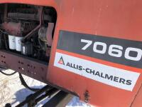 Allis-Chalmers 7060 Tractor, shows 6671 hours - 10