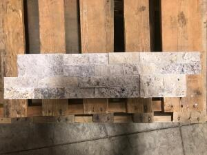 Approx 105 Sq Ft Natural Stacked Stone Ledgers Panels