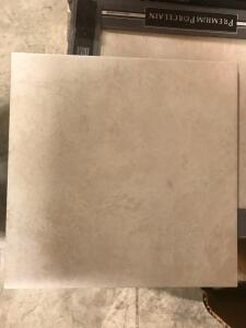 Approx 170 Sq Ft Montefino Beige Porcelain Tile