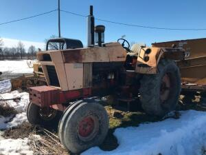 Case Agri King 1070 Tractor