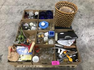 Pallet of MISC Estate Items