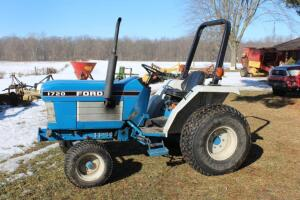 Ford 1720 Tractor- 1687 Hours