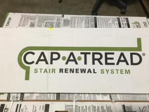 Cap A Tread - Stair Renewal System