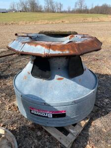Brower Hog Feeder