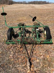 John Deere 2 Row Planter