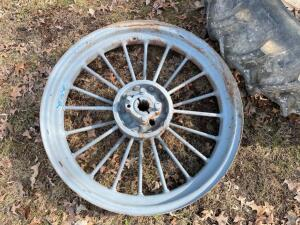 John Deere Spoked Wheel