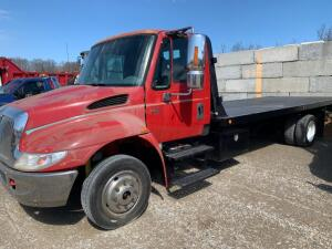 2002 International 4300 Truck, VIN # 1HTMMAAM12H517795