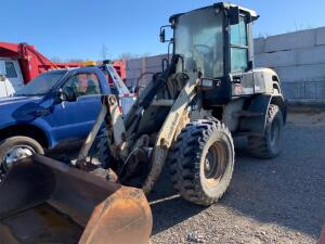 Ingersoll-Rand WL-440 Pay loader Not running has an electrical issue