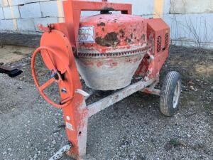 MC-92 Cement mixer
