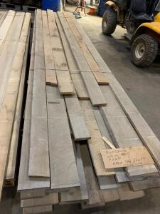 "Kiln Dried White Oak 1""X16ft approx. 500 board foot"
