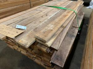"Kiln Dried Black Walnut 1""x8ft approx. 470 board foot"