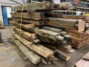 Barn timbers most are hand cut