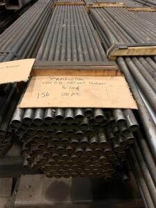 Seamless Tube 1.375 x .070 wall thickness 16ft long 120 sticks