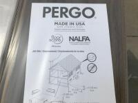 Brand New!! Approx. 322 Sq Ft. Pergo Laminate Flooring Color- Marion Walnut - 4